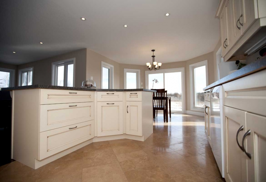 Custom Kitchen Renovation and Construction
